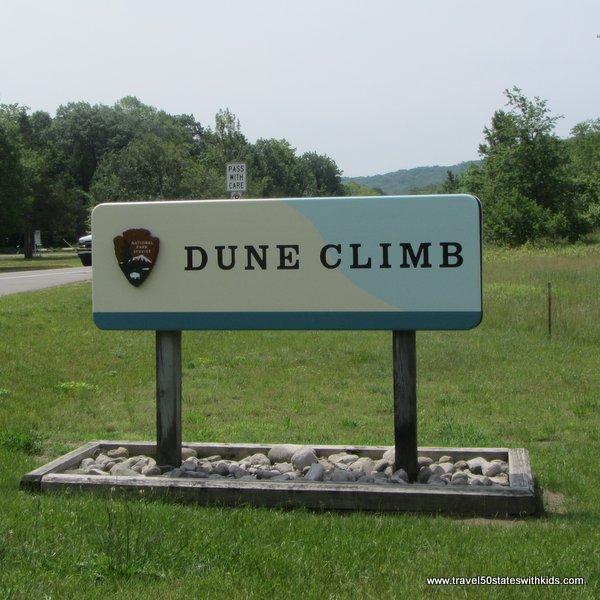 Sleeping Bear Dunes - Dune Climb
