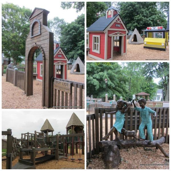 Wakarusa playground