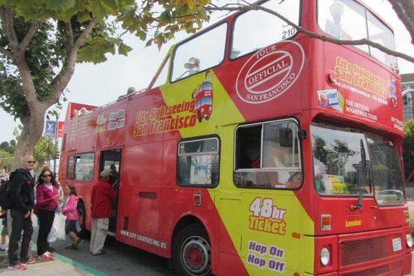 California – San Francisco Hop On Hop Off Bus Tour