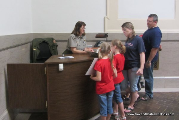 Junior Ranger Program - Lincoln Birthplace NHP