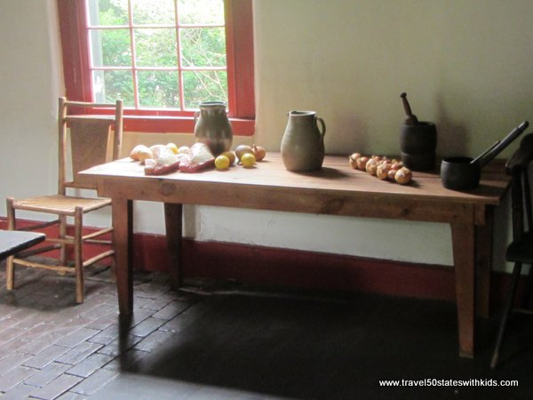 Kitchen at Federal Hill