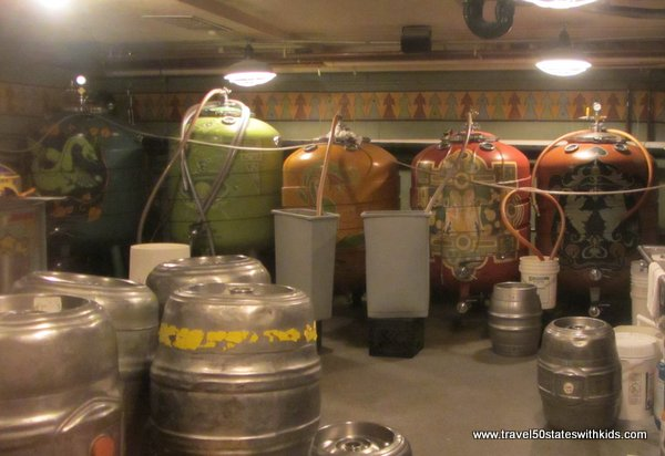 McMenamins Old St. Francis School Microbrewery
