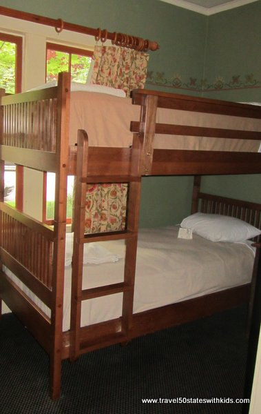 McMenamins Old St. Francis School Nunnery bunk beds