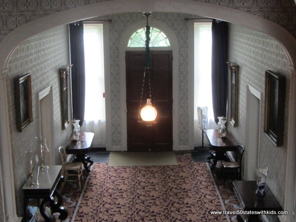 My Old Kentucky Home Interior