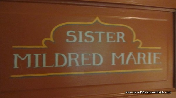 Sister Mildred Marie - Old St. Francis School McMenamins