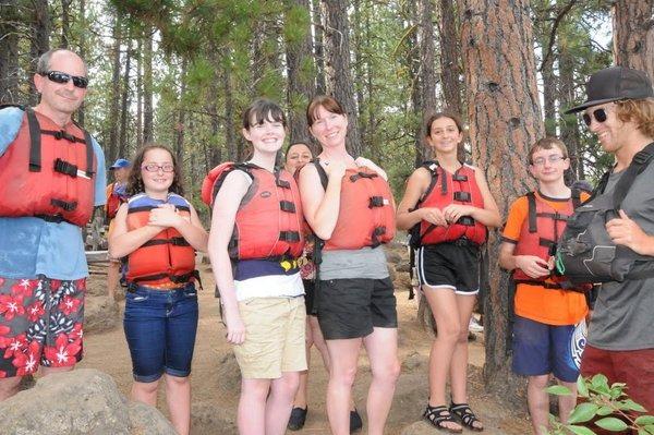 Oregon – Whitewater Rafting
