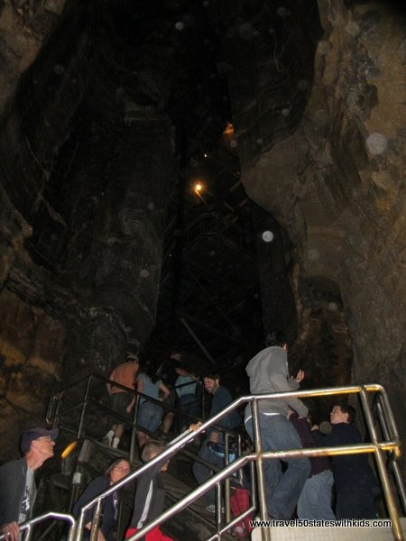 Mammoth Cave Historic Tour 8