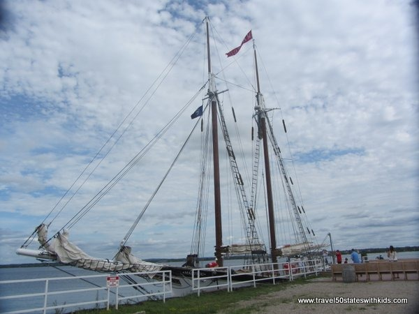 Tall Ship Manitou