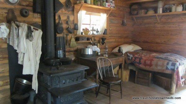 1904 Miller Family Ranch - High Desert Museum