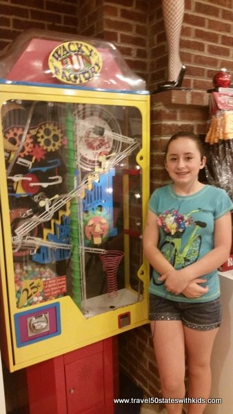 Gumball Machine - Santas Candy Castle