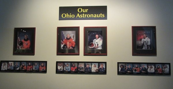 Ohio Astronauts - Great Lakes Science Center