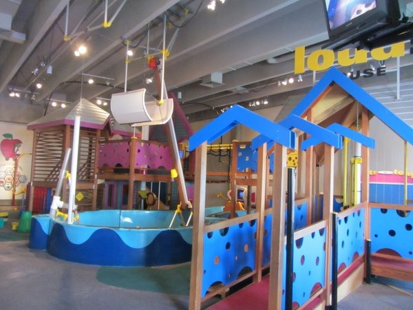 Polymer Funhouse - Great Lakes Science Center