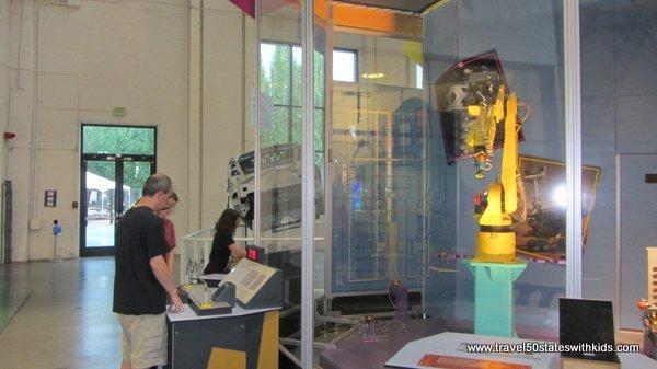 Robots at OMSI