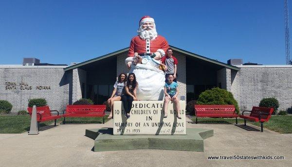 Santa Claus, Indiana Town Hall