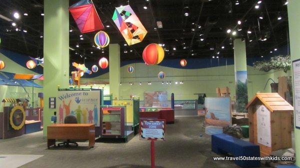 Science Playground OMSI