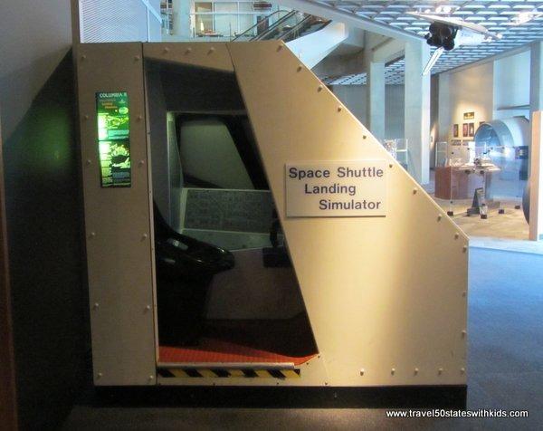 Space Shuttle Landing Simulator