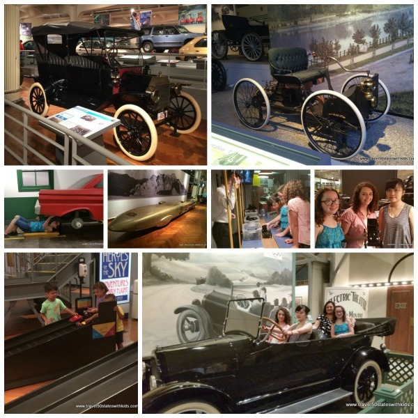 Auto exhibits - Henry Ford Museum