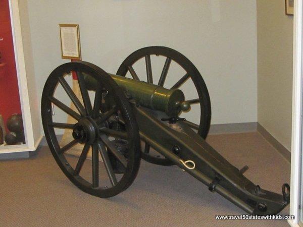 Cannon - Bardstown Civil War Museum