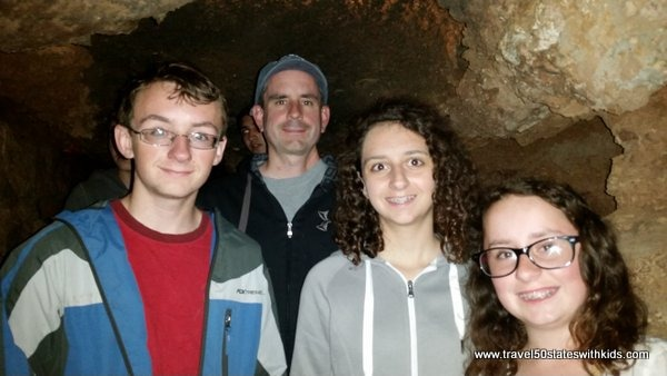 Cave of the Winds Discovery Tour - great for families