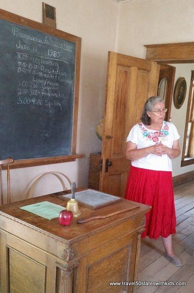 Classroom - El Rancho de las Golondrinas
