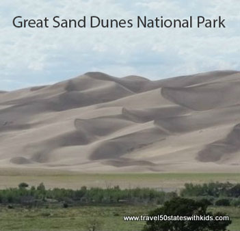 Colorado – Great Sand Dunes National Park