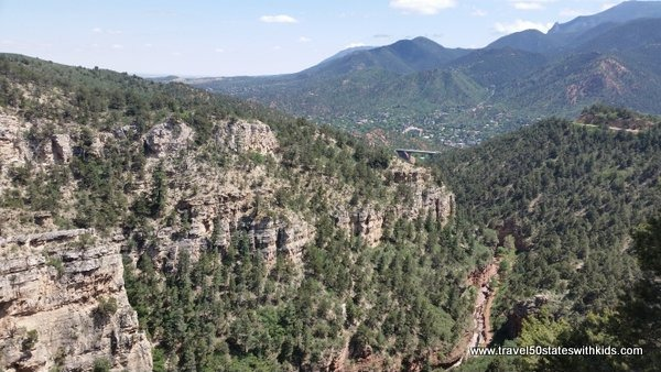 Colorado – Cave of the Winds