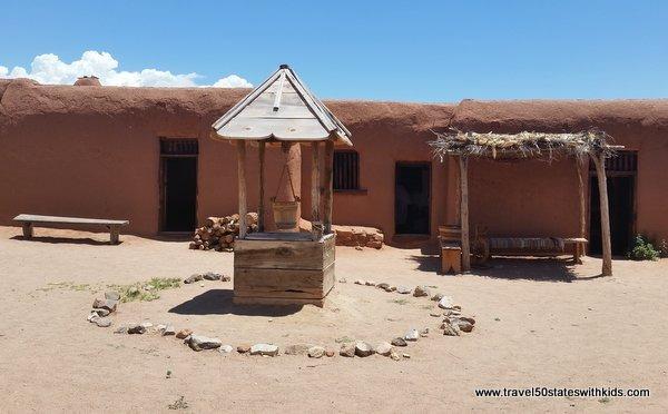 Well - El Rancho de las Golondrinas