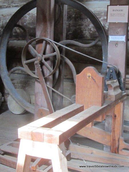 Woodworking shop - Old Bardstown Village