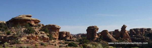 Canyonlands - Mushrooms 1
