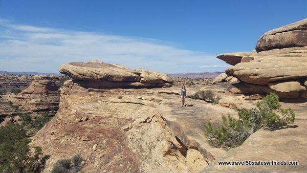 Canyonlands - Slickrock Trail