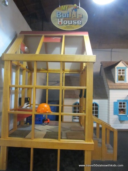 Construction play area - MY Museum