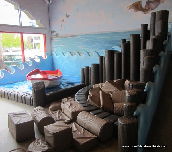 Little kids play area - MY Museum
