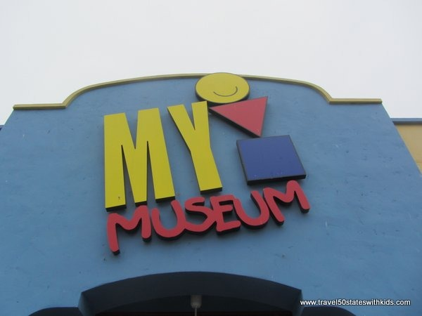 MY Museum - Monterey