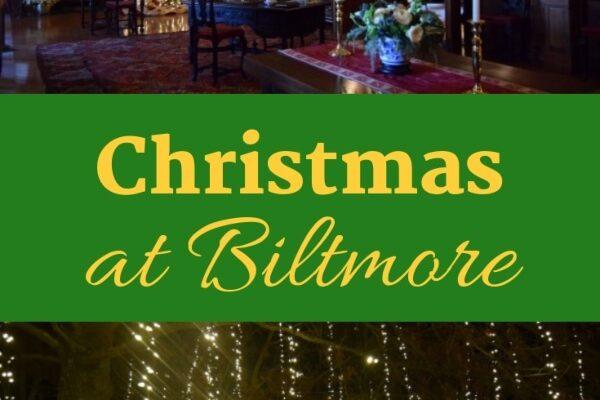 Biltmore at Christmas – North Carolina