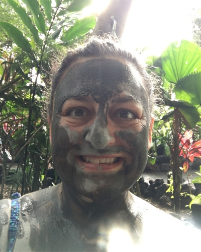 Costa Rican Mud Bath