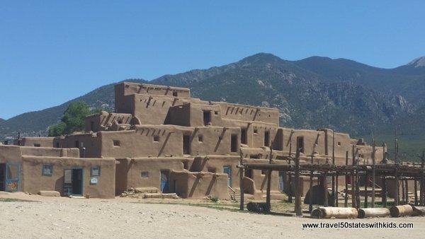 New Mexico – Taos Pueblo