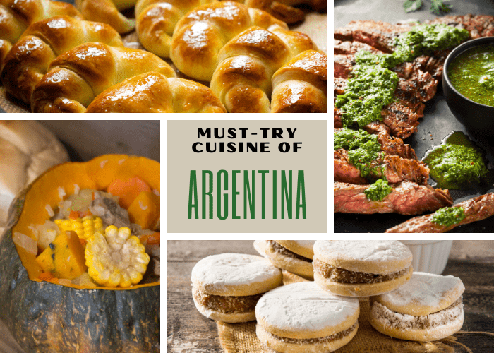 Must-try cuisine of Argentina
